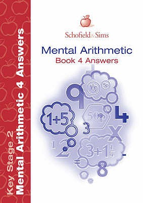Mental Arithmetic 4 Answers - Adams, J. W., and Beaumont, R. P., and Goddard, T. R. (Editor)
