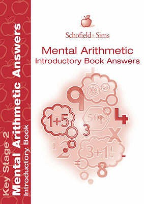 Mental Arithmetic Introductory Book Answers - Spavin, Lynn