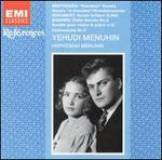 Menuhin Plays Beethoven, Schubert & Brahms