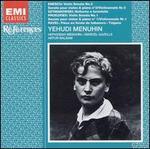 Menuhin Plays Enescu, Szymanowski, Prokofiev, Ravel