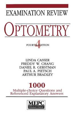 Mepc: Optometry: Examination Review - Casser, Linda, O.D.