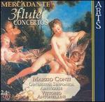 Mercadante: 3 Flute Concertos