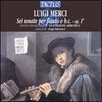 Merci: 6 Sonate per flauto e b. c.