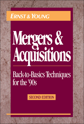 Mergers and Acquisitions - Ernst & Young Llp
