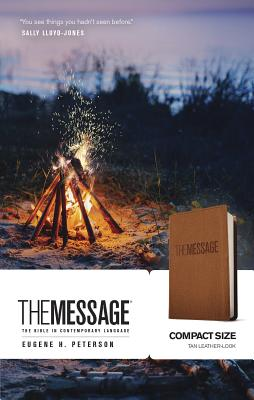 Message-MS-Numbered: The Bible in Contemporary Language - Peterson, Eugene H (Translated by)