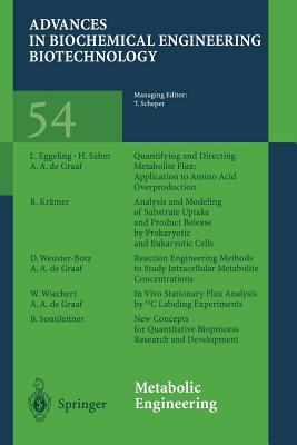 Metabolic Engineering - Sahm, H (Editor), and Eggeling, L (Contributions by), and Wandrey, C (Editor)
