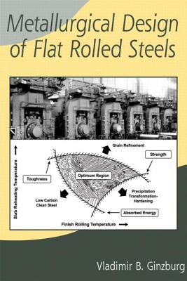 Metallurgical Design of Flat Rolled Steels - Ginzburg, Vladimir B