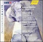 Michael Gielen Conducts Mahler, Berg & Schubert