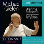 Michael Gielen Edition, Vol. 3: Brahms - The Symphonies