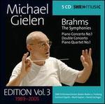 Michael Gielen Edition, Vol. 3: Brahms - The Symphonies