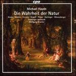 Michael Haydn: Die Wahrheit der Natur