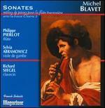 Michel Blavet: Sonates mêlées de pièces pour la Flûte Traversière avec la Basse, Op. 2