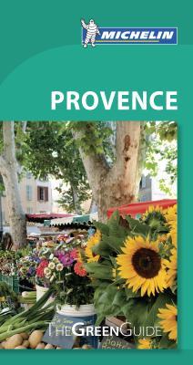 Michelin Green Guide Provence - Michelin