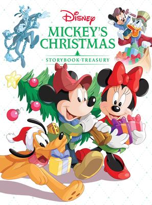 Mickey's Christmas Storybook Treasury -