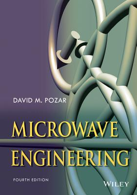 Microwave engineering book by david m pozar 5 available editions microwave engineering pozar david m fandeluxe Gallery