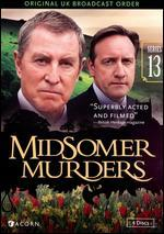 Midsomer Murders: Series 13 [4 Discs]