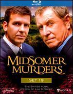 Midsomer Murders: Set 19 [2 Discs] [Blu-ray]