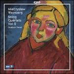 Mieczyslaw Weinberg: String Quartets, Vol. 2