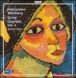 Mieczyslaw Weinberg: String Quartets, Vol. 4