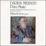 Milhaud: Piano Music