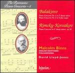 Mili Balakirev: Piano Concertos Nos. 1 & 2; Nikolai Rimsky-Korsakov: Piano Concerto in C sharp minor, Op. 30