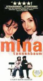 Mina Tannenbaum - Martine Dugowson