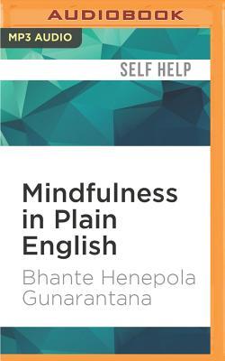 Mindfulness in Plain English - Gunarantana, Bhante Henepola, and Ballerini, Edoardo (Read by)