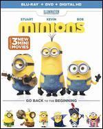 Minions [Blu-ray/DVD] [2 Discs]