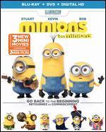 Minions [Blu-ray/DVD]