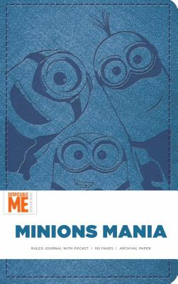 Minions Hardcover Ruled Journal - Insight Editions (Creator)