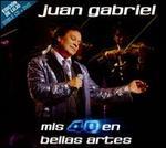 Mis 40 en Bellas Artes: En Vivo Desde Bellas Artes, México 2013 [CD/DVD]
