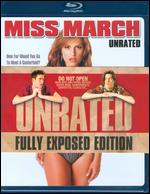 Miss March [Unrated Fully Exposed Edition] [2 Discs] [Includes Digital Copy] [Blu-ray] - Trevor Moore; Zach Cregger