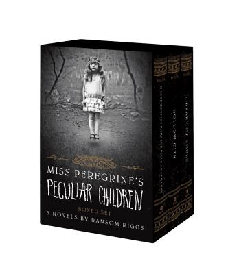 Miss Peregrine's Peculiar Children Boxed Set - Riggs, Ransom