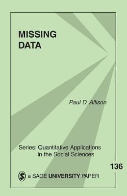Missing Data - Allison, Paul D