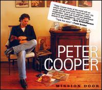Mission Door - Peter Cooper