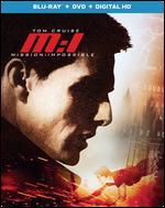 Mission: Impossible [Blu-ray] [Collectible Metal Packaging]