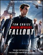 Mission: Impossible - Fallout [Includes Digital Copy] [Blu-ray/DVD] - Christopher McQuarrie