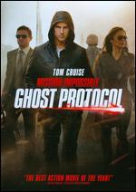 Mission: Impossible - Ghost Protocol [Includes Digital Copy]