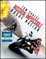 Mission: Impossible - Rogue Nation [Includes Digital Copy] [Blu-ray/DVD] [SteelBook]