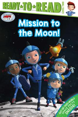 Mission to the Moon! - Brown, Jordan D (Adapted by)