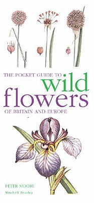 Mitchell Beazley Pocket Guide to Wild Flowers - Moore, Peter D.