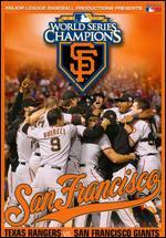 MLB: 2010 World Series - Texas Rangers vs. San Francisco Giants -