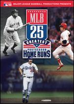 MLB: 25 Greatest Postseason Home Runs