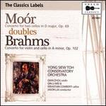 Moór Doubles Brahms