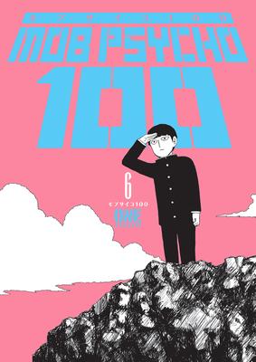 Mob Psycho 100 Volume 6 - One