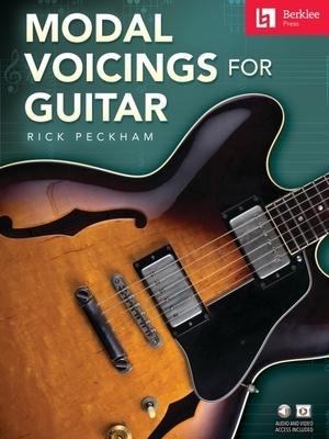 Modal Voicing Techniques for Guitar - Peckham, Rick