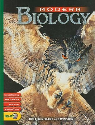 Modern Biology - Holt Rinehart & Winston (Creator)