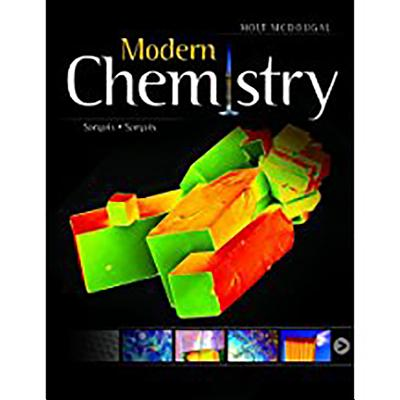 Modern Chemistry: Student Edition 2012 - Holt McDougal (Prepared for publication by)
