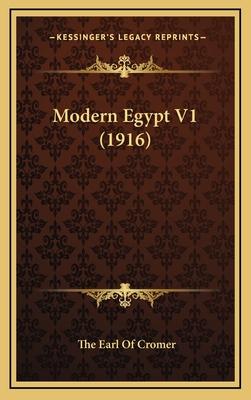 Modern Egypt V1 (1916) - Cromer, The Earl of