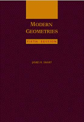 Modern Geometries - Smart, James R